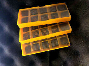 30 Pcs Kennametal Cnmg120408 Ru 1204 Carbide Inserts