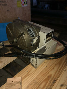 4th Axis 12b Cincinnatgi Milacron 4 Th Axis 12 Sabre Rotary Table