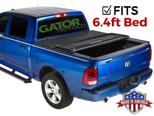 Gator Etx Tri Fold Fits 2002 2008 Dodge Ram 6 4 Ft Tonneau Bed Cover