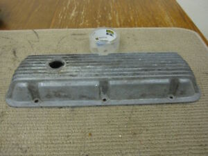 1960 s Ford 289 302 Cal Custom Hawk Aluminum Valve Cover 47077080