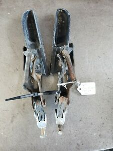 1966 67 Gm A Body Convertible Top Latches Oem Gm 5717166 5717167 Chevelle Gto
