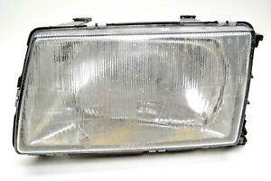 Oem 82 91 Audi 100 5000 Driver Side E Code Head Light Headlamp 1305235071 Bosch