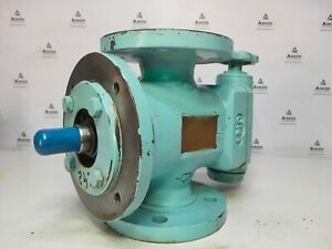 Imo Pump Acg 45 2 N2f Triple Screw Oil Pump Pressure Tested Working Condition