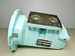 Imo Pump Acp 025l6 Nvbp Triple Screw Pump Pressure Tested Working Condition