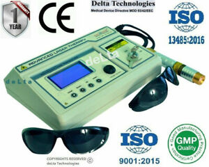 Advanced Computerised Laser Therapy Device Different Medical Application Machine