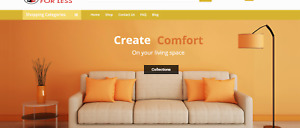 Established Profitable Furniture Dropship Or Affiliate Business