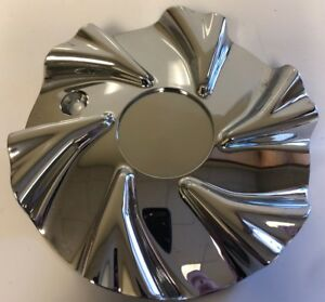One R Racing Edge Wheels Center Cap 2000928 186770 Chrome 6 1 16 New 2812
