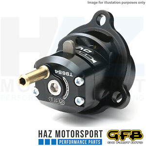 Gfb Dvx Diverter dump Valve Adjustable Blow Off Sound Focus Mk3 St rs 911 Turbo