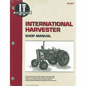 Collection Man International Harvester 100 130 140 200 230 240 2504 330 340 354
