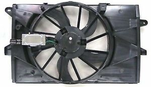 For 2008 2009 Ford Taurus X Engine radiator Cooling Fan Assembly