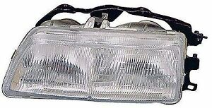 For 1990 1991 Passenger Side Honda Civic Front Headlight Assembly Replacement