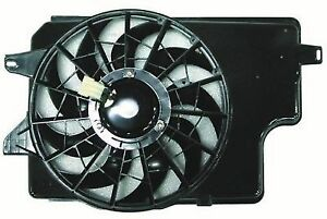 For 1994 1996 Ford Mustang Engine radiator Cooling Fan Assembly 3 8l V6