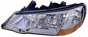 For 2002 2003 Driver Side Acura Tl Front Headlight Assembly Replacement