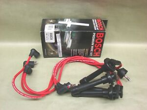 Bosch Ignition Spark Plug Wires 09830 Honda Accord Prelude