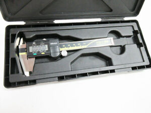Mitutoyo Cd 4 Ax 500 170 30 Absolute Caliper 0 4 100mm Spc Depth Bar