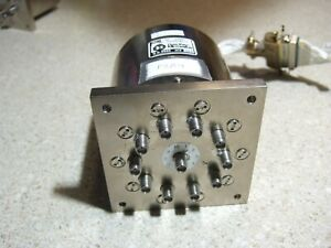 Dowkey 5a1 430823 1 Sp10t 18 Ghz Sma 28vdc Coax Relay W terms And Indicators