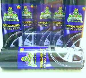 Cristal Untouchable Wet Tire Finish 13 Oz Tires Vinyl W Cherry Scent Y Pick