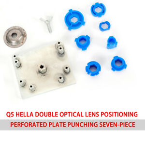 Headlight Retrofit Kit Mounting Mould High Precision For Hella G5 Projector Lens