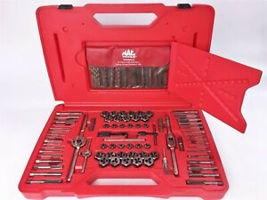 Mac Tools 117 Piece Tap Die Drill Extractor Set In Case 100 Complete Tdplus
