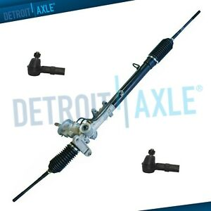 For Volkswagen Jetta Beetle Golf Power Steering Rack And Pinion Outer Tie Rods