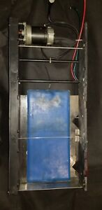 Dent x 810 X ray Processor Motor Frame Assembly With Motor Heating Pad W trays