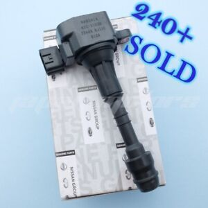 Genuine Oem Nissan Ignition Coil 22448 8j11c Free Same Day Expedited Shipping