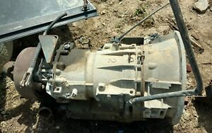 Chevy 8 1 Auto Transmission Pulled From A 2003 Freightliner Motorhome Oem 2003