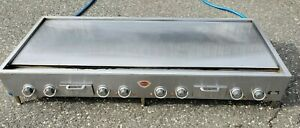 Wells G 60 Commercial 69 Electric Griddle Tested Great Condition