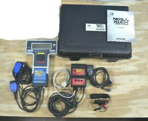 Ford Ngs New Generation Star Tester Diagnostic Scanner W Can 6 Pcmcia Cards