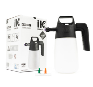 Ik Foam 1 5 Pump Foamer 35oz Sprayer Perfect For Cleaning And Car Care