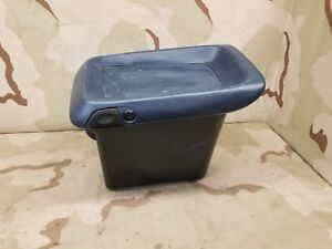 99 06 Chevy Silverado Sierra Pick Up Center Console Insert Holder Blue Oem