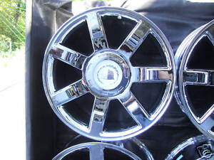 22 Escalade Factory Style Chrome Brand New Wheel Rim 5309