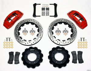 Wilwood Brakes 140 8992 dr Tc6r Big Brake Brake Conversion Kit