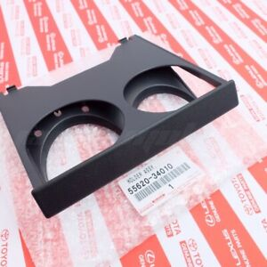 Genuine Toyota 1993 1998 T100 Instrument Panel Cup Holder Assy 55620 34010