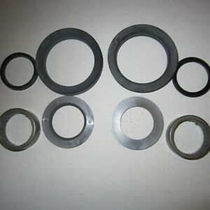 Two Dana 44 Inner Spindle Bearing And Seal Kit Chevy Ford Dodge Jeep Ihc