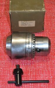 Rohm 3 16 1 1 32 Drill Chuck T5 Key S13 Made In W Germany