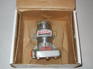 Quick Fuel 30 105 Electric Fuel Pump 105 Gph 7 Psi 3 8npt