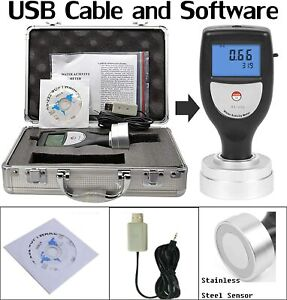 Wa 60a Food Water Activity Meter Analyzer With Usb Data Cable And Software