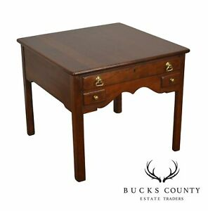 Lexington Bob Timberlake Solid Cherry Island Lamp Table