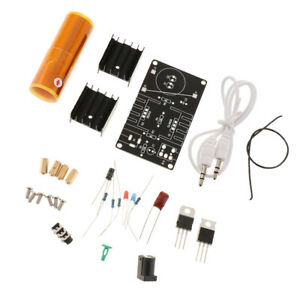1pcs Mini Music Tesla Coil Diy Kits Loudspeaker Tesla Wireless Diy