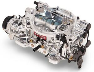 Edelbrock 18034 Thunder Series Avs Carburetor