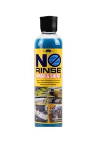 New New Optimum No Rinse Wash Shine Onr 8oz Factory Fresh High Lubricating