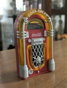 Juke Box Miniature Custom Coca Cola 1/24 Scale G Scale Diorama Accessory Awesome