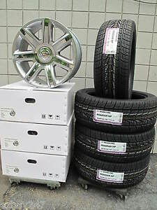 22 Cadillac Escalade Factory Style Silver Chrome Wheels 285 45 22 Tires 4739 C
