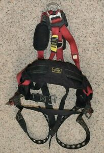 Guardian Fall Protection Safety Harness 11173 Size M l