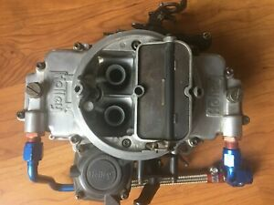 Holley 4010 Carburetor List R84010 1 Holley Carb 600 Cfm With Dual Feed