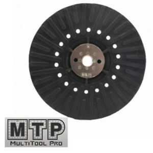 7 X 5 8 11 Resin Fiber Disc Backing Pad With Lock Nut For Angle Grinder 172mm
