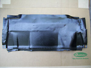 Porsche 911 912 Front Suspension Pan Cover Skid Plate For 1965 To 1973 Rust Free