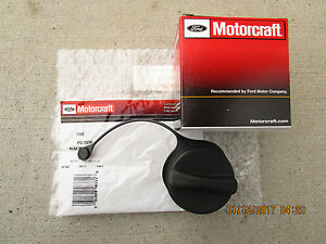 Ford 6l8z 9030 B Motorcraft Fc 1036 Fuel Gas Tank Filler Cap With Tether Oem New