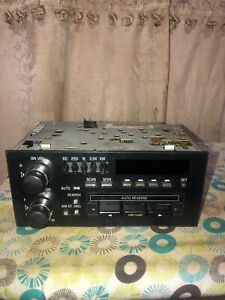 1994 Gm Delco Am fm Cassette Stereo Radio For Cadillac 16174346